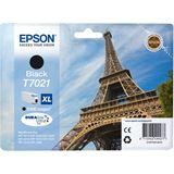 Epson Tinte C13T70214010 schwarz