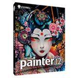 Corel Painter 12.0 32/64 Bit Deutsch Grafik FPP PC/Mac (DVD)