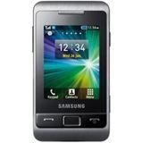 Samsung C3330 metallic silver