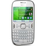 Nokia Asha 302 100 MB weiß