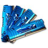 16GB G.Skill RipJawsZ DDR3-1866 DIMM CL8 Quad Kit