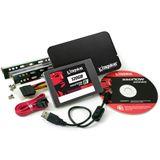 "120GB Kingston SSDNow V+ 200 Kit Slim 2.5"" (6.4cm) SATA 6Gb/s MLC asynchron (SVP200S3B7A/120G)"