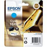 Epson Tinte C13T16324010 cyan