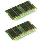 16GB Kingston ValueRAM DDR3-1333 SO-DIMM CL9 Dual Kit