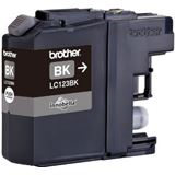 Brother Tinte LC123BK schwarz