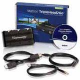 Matrox TripleHead2Go DisplayPort Grafikkonverter für 3x DVI (T2G-DP3D-IF)