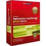 Lexware Faktura + Auftrag Plus 2013 32/64 Bit Deutsch Office Vollversion PC (CD)