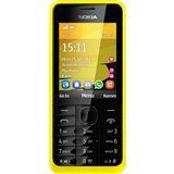 Nokia 301 256 MB gelb