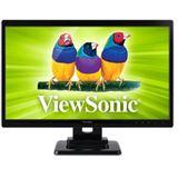"23,6"" (59,94cm) ViewSonic TD2420 Touch schwarz 1920x1080 HDMI/VGA/DVI-D"