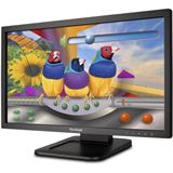 "21,5"" (54,61cm) ViewSonic TD2220 Touch schwarz 1920x1080 VGA/DVI-D"