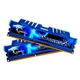 16GB G.Skill RipJawsX DDR3-2400 DIMM CL11 Dual Kit