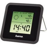 Hama Thermo-/Hygrometer TH50, Schwarz