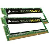 8GB Corsair ValueSelect DDR3L-1600 SO-DIMM CL11 Dual Kit