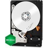 """4000GB WD Green WD40EZRX 64MB 3.5"""" (8.9cm) SATA 6Gb/s"""