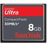 8 GB SanDisk Ultra II Compact Flash TypI 333x Retail
