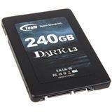 """240GB TeamGroup Dark L3 2.5"""" (6.4cm) SATA 6Gb/s MLC (T253L3240GMC101)"""