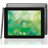 "9.7"" (24,64cm) Blaupunkt Endeavour 1000QC 10BPN4 WiFi/Bluetooth V4.0 16GB schwarz/grau"