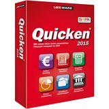 Lexware Quicken 2015 32/64 Bit Deutsch Finanzen Vollversion PC (CD)