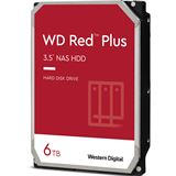"6000GB WD Red WD60EFRX 64MB 3.5"" (8.9cm) SATA 6Gb/s"