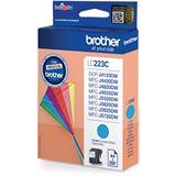 Brother Tinte LC223C cyan