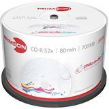 Primeon CD-R 700 MB bedruckbar 50er Spindel (2761109)