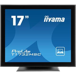 "17"" (43,18cm) iiyama ProLite T1732MSC-B1 Touch schwarz 1280x1024 1xDVI / 1xVGA"