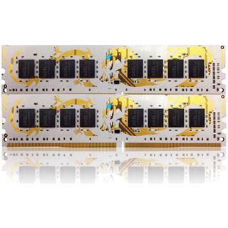 32GB GeIL Dragon RAM weiß DDR4-2400 DIMM CL14 Dual Kit