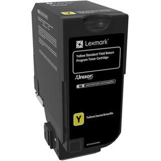 Lexmark Toner Rück. CS72x/C72x gelb