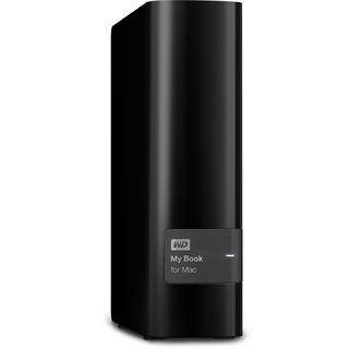 """8000GB WD My Book for Mac WDBYCC0080HBK-EESN 3.5"""" (8.9cm) USB 3.0 schwarz"""