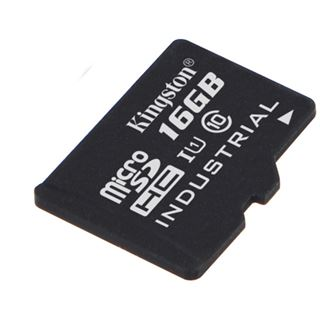 16 GB Kingston UHS-I Industrial Temperature microSDHC Class 10 Retail