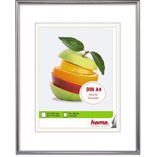 """Hama Bilderrahmen """"Sevilla Dekor"""", 21,0 x 29,7 cm, silber"""