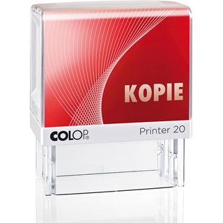 "COLOP Textstempel Printer 20 ""KOPIE"", mit Textplatte"