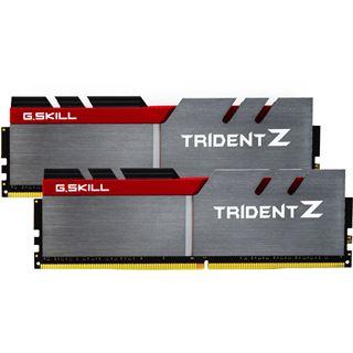 8GB G.Skill Trident Z DDR4-3733 DIMM CL17 Dual Kit