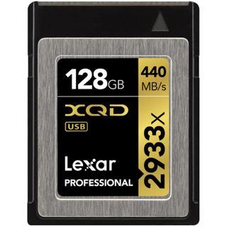128 GB Lexar Professional 2933x XQD Retail