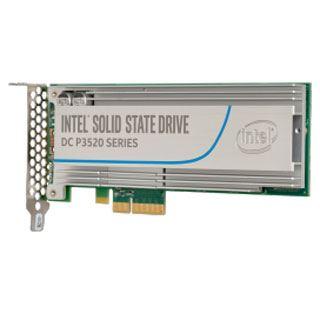 1200GB Intel DC P3520 Add-In PCIe 3.0 x4 32Gb/s 3D-NAND MLC Toggle (SSDPEDMX012T701)