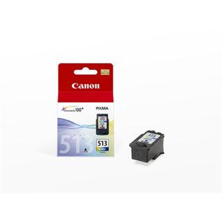 Canon Tinte CL-513 2971B001 cyan, magenta, gelb