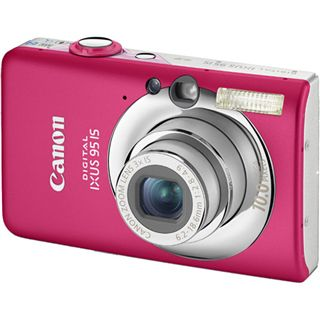 Canon Digital Ixus 95 IS Pink