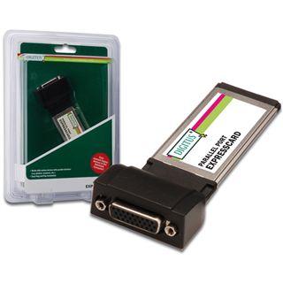 Digitus DS-31206 1 Port Express Card 34 Hot Plugging retail