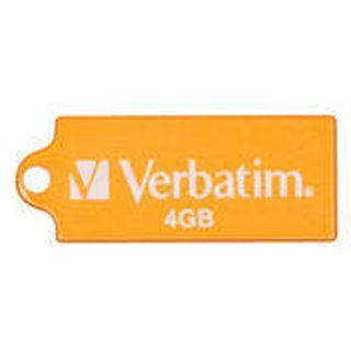 4 GB Verbatim Store `n` Go Micro orange USB 2.0