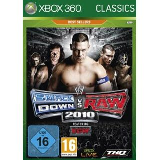 WWE SmackDown - VS Raw 2010 (XBox360)