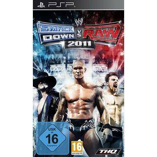 WWE THQ Smackdown vs Raw 2011 (PSP)