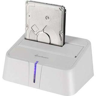 """Sharkoon QuickPort XT Dockingstation für 2.5"""" und 3.5"""" Festplatten (4044951011056)"""