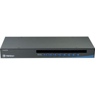 Trendnet 8 PORT KVM USB/PS2