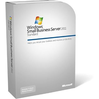 Microsoft Windows Small Business Server 2011 Standard 64 Bit Deutsch Zugriffslizenz 5 Device CALs