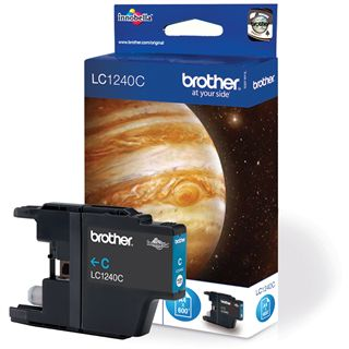 Brother Tinte LC1240C cyan