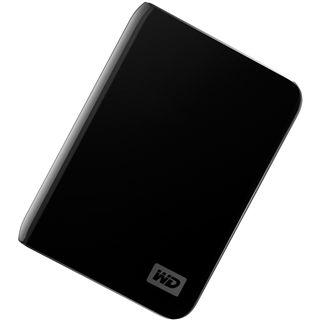 "HDE 750GB WD 0750 2,5"" (6,35cm)"" (6,35cm) WD My Passport Essential USB 3.0 / schwarz"