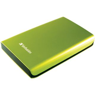 "1000GB Verbatim Store and Go Portable 53034 2.5"" (6.4cm) USB 3.0 gruen"