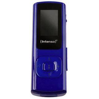 4GB MP3 Intenso Music Twister 4GB blau MP3 Player Pl