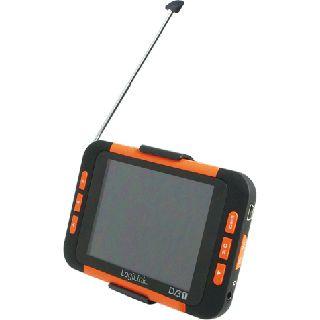 "3.5"" (8,90cm) Logilink DVB-T Player LCD m. Radio / MP3"
