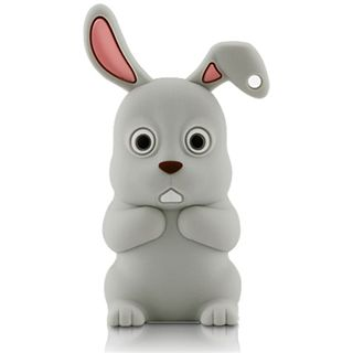 4 GB ICY BOX Rabbit Driver grau USB 2.0